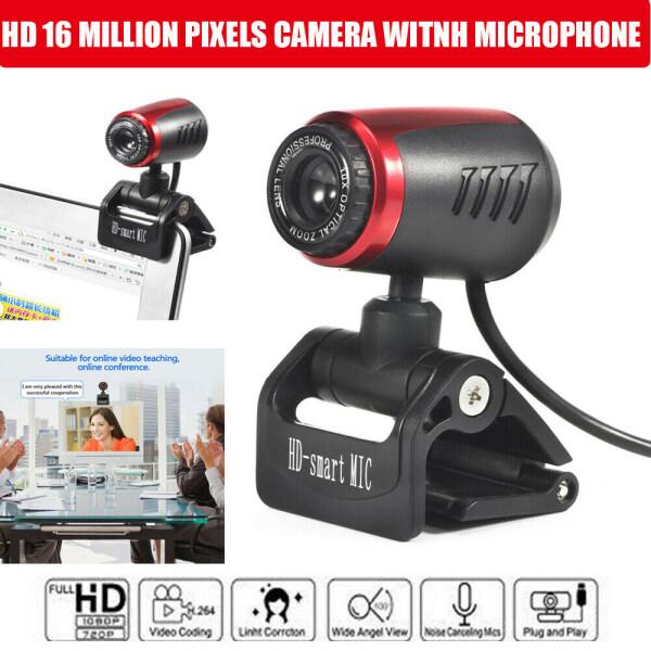 Bảng giá Fillbuds【live Streaming】desktop Camera Cho Máy Tính 720 P Tự Động Lấy Nét USB 2.0 Giảng Dạy Sống Hội Nghị Với Microphone Máy Tính Xách Tay Webcam Hỗ Trợ Windows 2000/XP/Win7/Win8/Win10/Vista 32bit. Phong Vũ