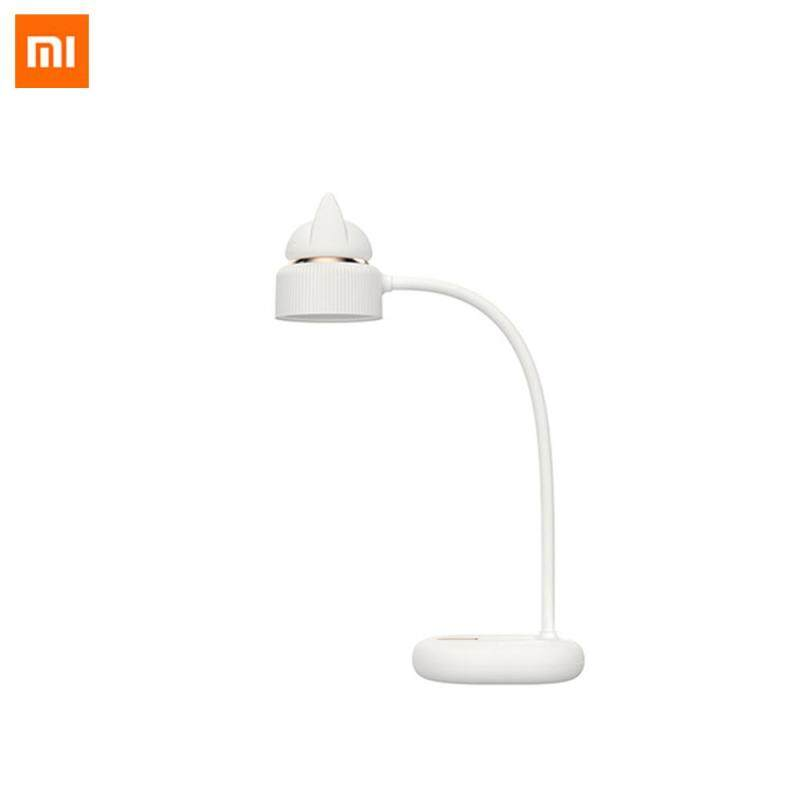 Xiaomi Ecological Chain Urallife LED Desk Lamp Charging Folding Lamp Three-speed Adjustable Cat Reading Night Light For Smart Home Use