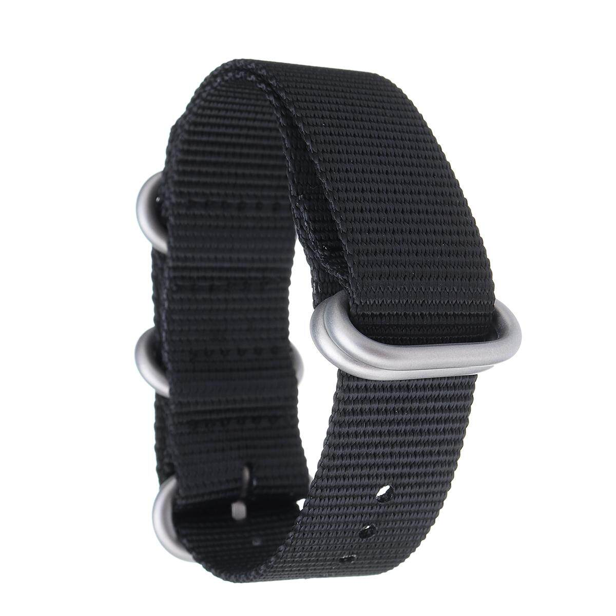 High Quality Multicolor Military Nylon Zulu Nato Watch Strap Bands 20mm Malaysia