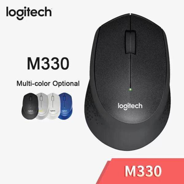 M330 Silent Mouse Wireless Mouse With 2.4ghz Usb 1000dpi Optical Mouse For Office Home Using Pc/laptop Mouse Gamer Malaysia