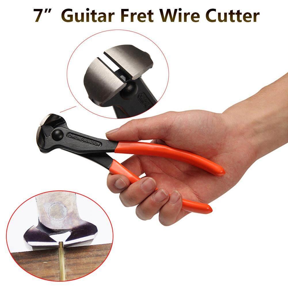 7 ที่สวมนิ้วสำหรับเล่นกีตาร์ลวดคีมตัด String สายเครื่องดนตรีคีมเปียโนซ่อมเครื่องมือ By Magicsound Media.
