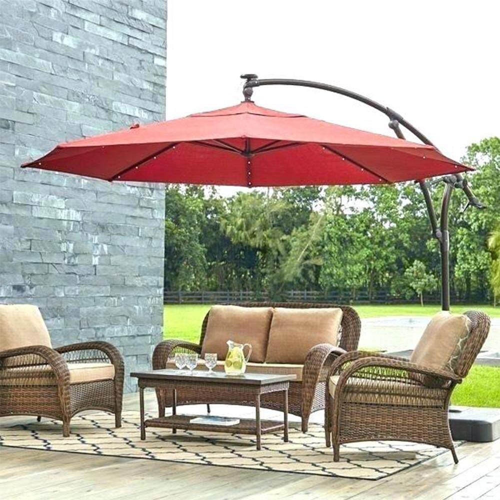 Garden Parasol Canopy Cover Yard Patio
