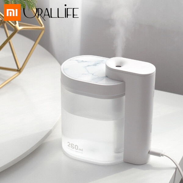 Xiaomi Mijia Sothing TableTop Home Humidifier Portable Quiet Desktop Rechargeable USB Mini Office Face Air Purifying for Office Home
