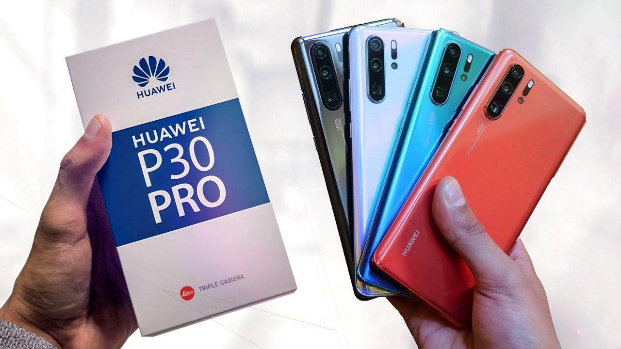 Huawei P30 Pro(256gb/8gb)aurora, Amber Sunrise, Breathing Crystal.original Malaysia Set + Freebies By All Brand New Online Store.