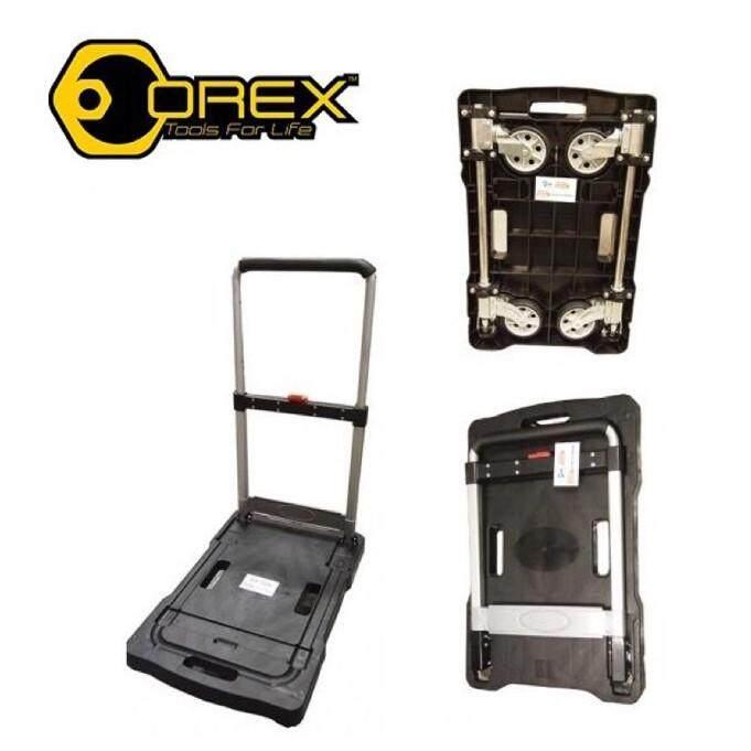 [100% ORIGINAL] OREX FOLDABLE PVC HAND TRUCK - 130KG (MADE IN MALAYSIA)