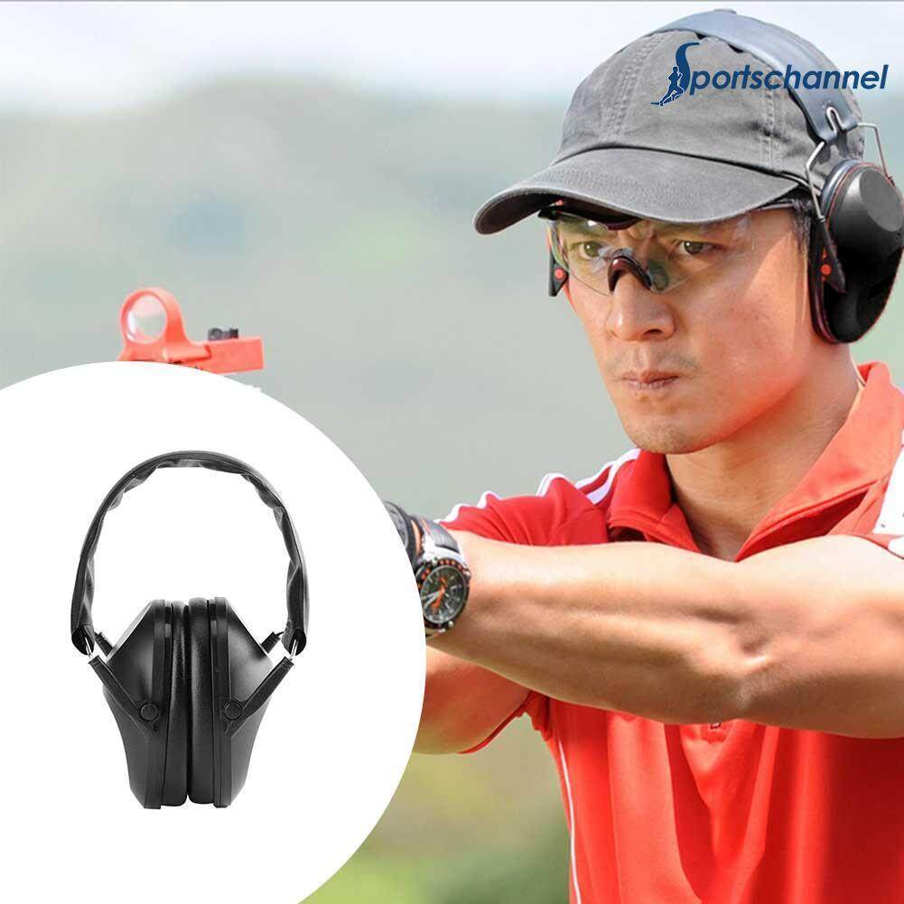 sportschannel Ear Muff Outdoor Shooting Ear Protection Peltor Ear Protectors Soundproof Shooting Earmuffs