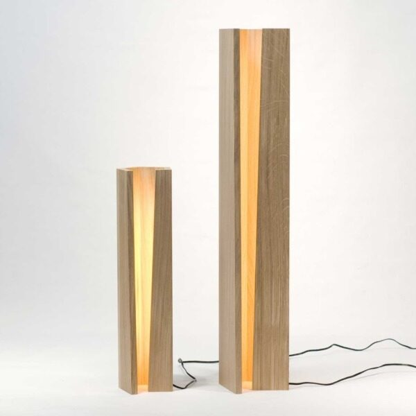 Japanese-style solid wood decoration floor lamps standing staande lamp led nordic floor lamps MING