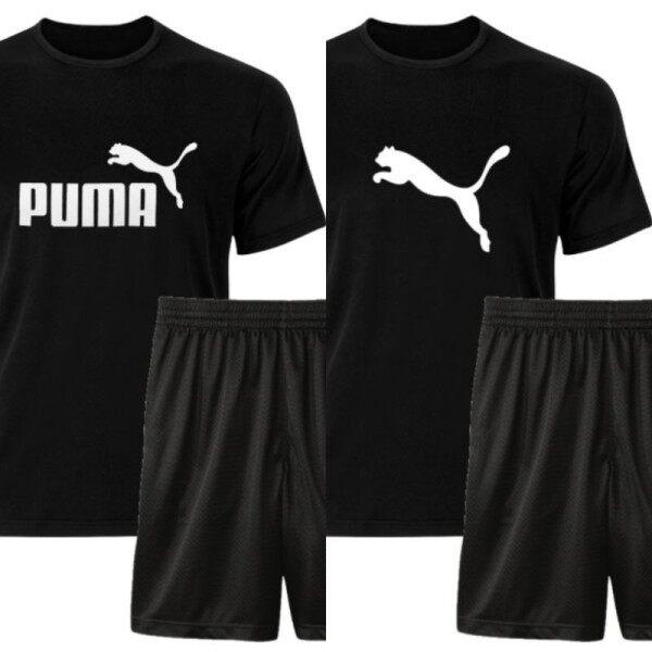 Puma Sportswear Set Jersey and Short Microfiber