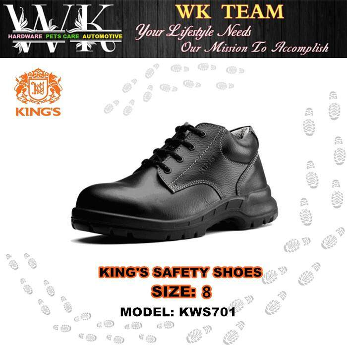 KINGS SAFETY SHOES KWS701 ( Size : 8)