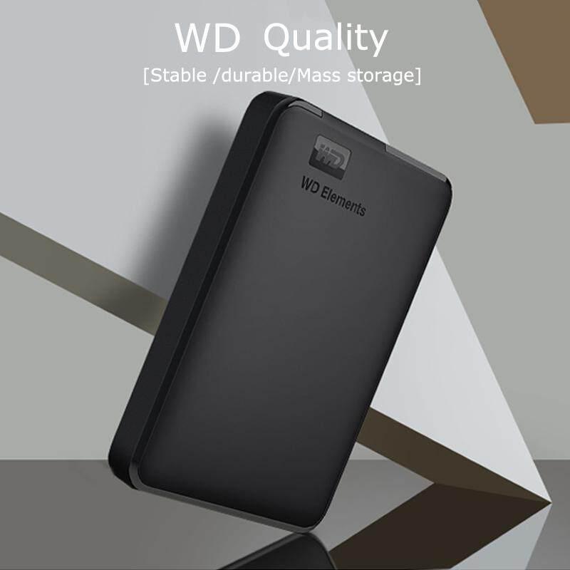 Everso USB 3.0 1T WD Ổ Cứng Di Động Cho Máy Tính Để Bàn, Máy Tính Xách Tay