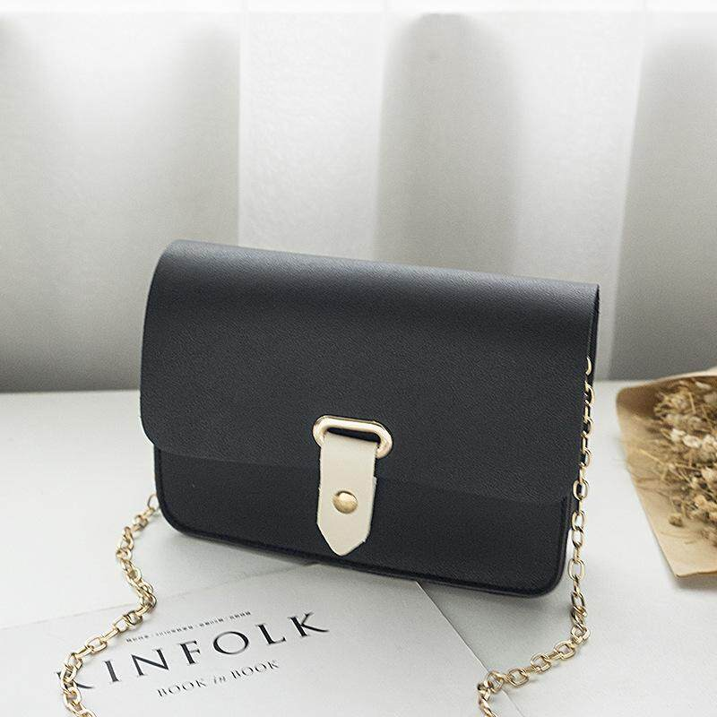 0cce2d70490 Kstyle Korean Fashion Mini Top Seller Premium PU Fashion Women Sling Bag  Handbag Handbeg Wanita (