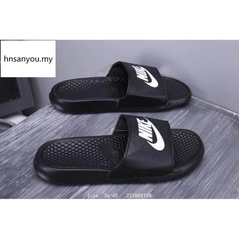 Ready_Stock_Nike_Tanjun_women_men_house_slipper_size:36-45