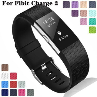 Dây Đeo Thay Thế Silicon Cho Fitbit Charge 2 Band Phụ Kiện Dây Đeo Cổ Tay Dây Đeo Cổ Tay Cho Fit Bit Charge2 thumbnail
