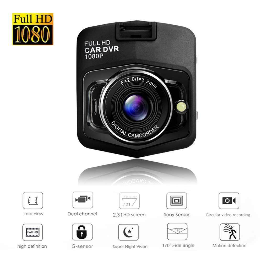 Car Cameras Buy At Best Price In Malaysia Lazada Peugeot 206 Fuse Box Aolvo Driving Recorder Dash Cam Camera Fhd 1080p 170wide