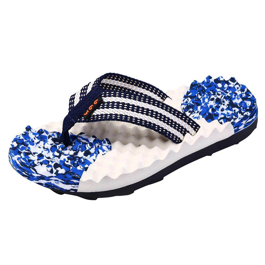 9cd7075994d5 (Free Shipping) JENESTROTRESMen s Fashion Casual Camouflage Flat Flip Flops  Slippers Beach Massage Shoes