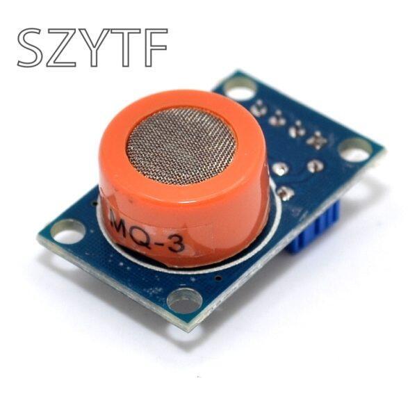 MQ-3 MQ3 Alcohol Sensor Module Breath Gas Detector Ethanol Detection for Arduino New