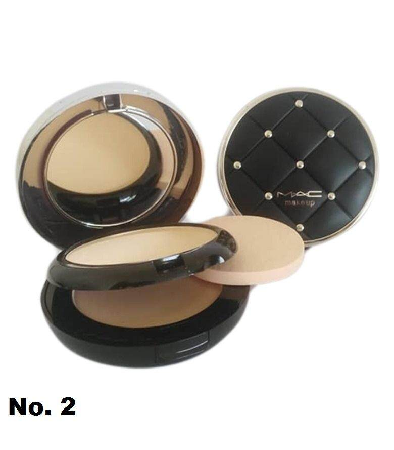 Professional Studio Perfect Compact Powder 2 in 1 SPF 15 (No. 02)