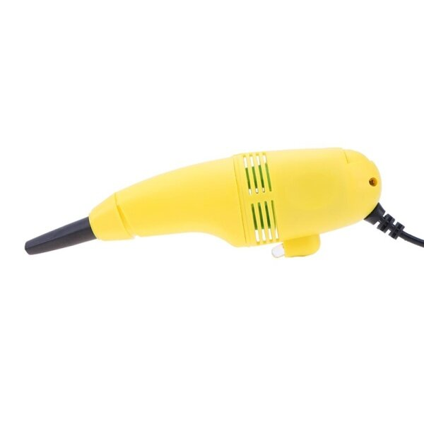 Mini USB Vacuum Keyboard Dust Cleaner for Laptop Computer PC(Random Color) Singapore