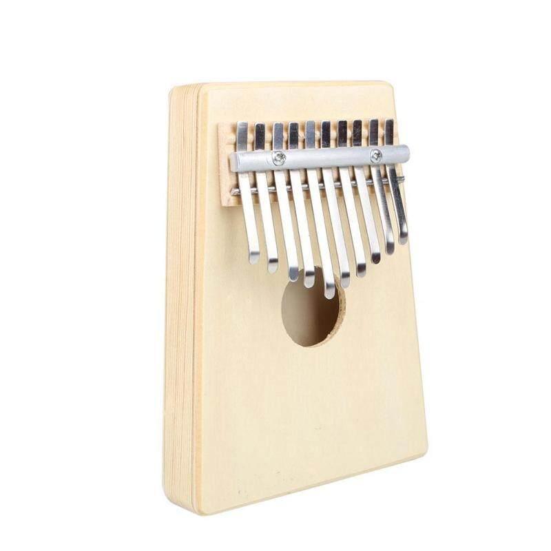 10 Key Finger Thumb Pocket Piano Kalimba Mbira Education Toy Musical Instrument - intl