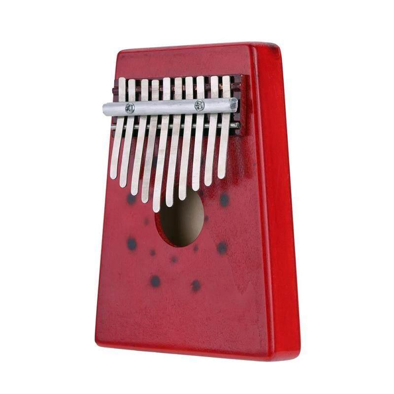 10 Keys Birch Finger Thumb Piano Mbira ^ Malaysia