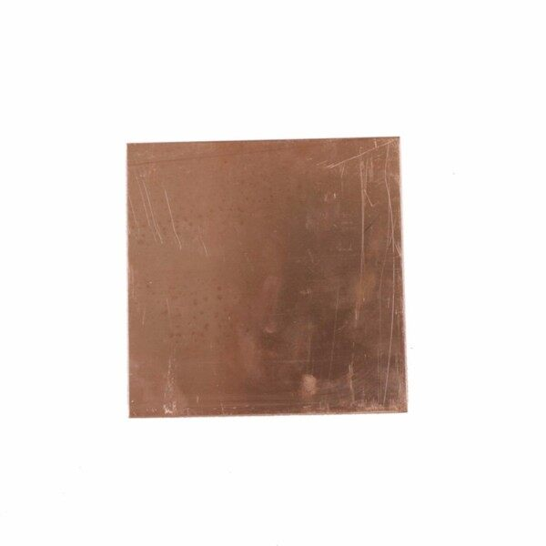 PERNG 100x100x1mm 99.9% Pure Copper Cu Metal Sheet Plate Malaysia