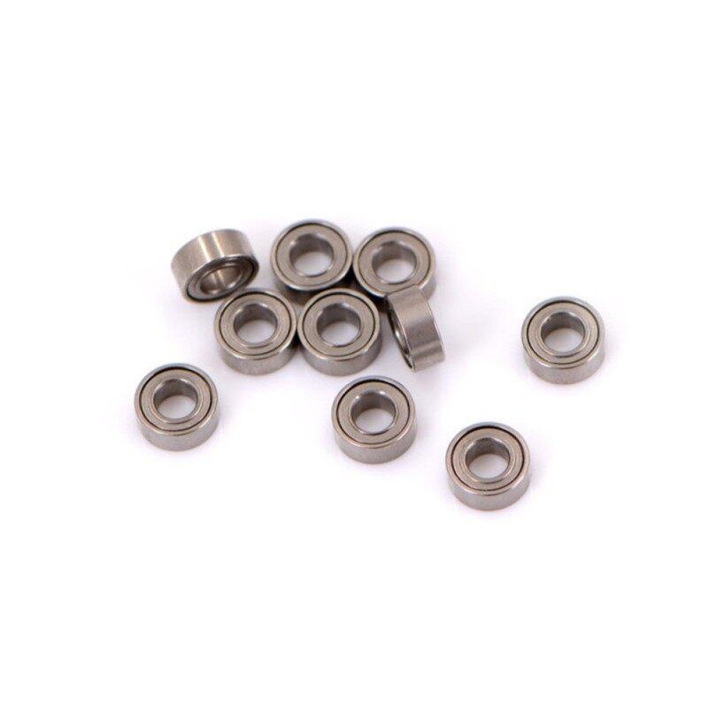 10pcs Mr63zz 3*6*2.5mm Mini Bearing Steel Bearing Rolling Ball Bearings Malaysia