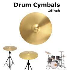 16 ''Splash Hi-Hat Crash RIDE Simbal Drummer Kuningan Musik