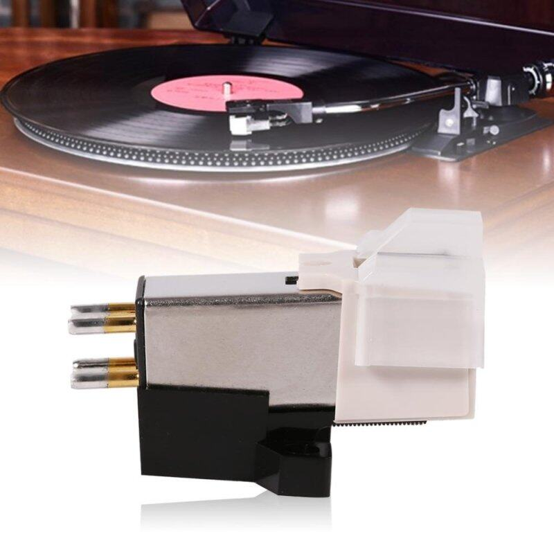 1pc Record Player Phonograph Needle Pickup Stylus Moving Magnet Cartridge with Mounting Screws Malaysia