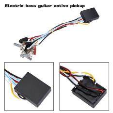 2 Band Active EQ Equalizer Preamp Circuit Pickup Guitar Bass Tone Control  with Fittings Malaysia