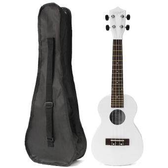 23'' Basswood Stringed Instrument Ukulele 4 Strings Acoustic Electric Bass Guitarra Guitar with Bag