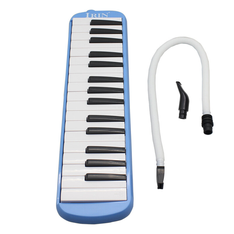 32 Piano Keys Melodica with Carrying Bag Musical Instrument for Music Lovers Beginners Gift Exquisite Malaysia