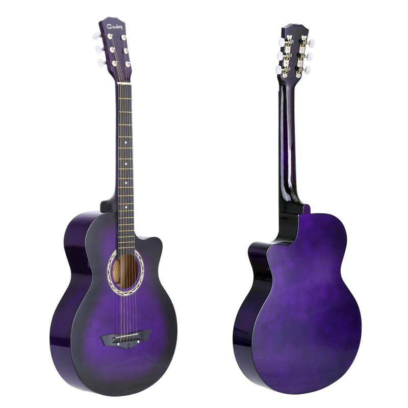 38 Acoustic Folk 6-String Guitar for Beginners Students Gift Malaysia