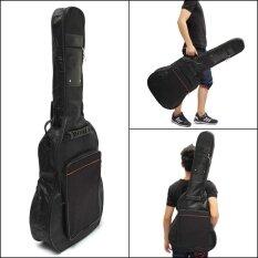 【Freebang】41 Acoustic Túi Đựng Đàn Ghi Ta Vỏ Mềm Quai Đôi Ba Lô Bọc Đệm Không Thấm Nước