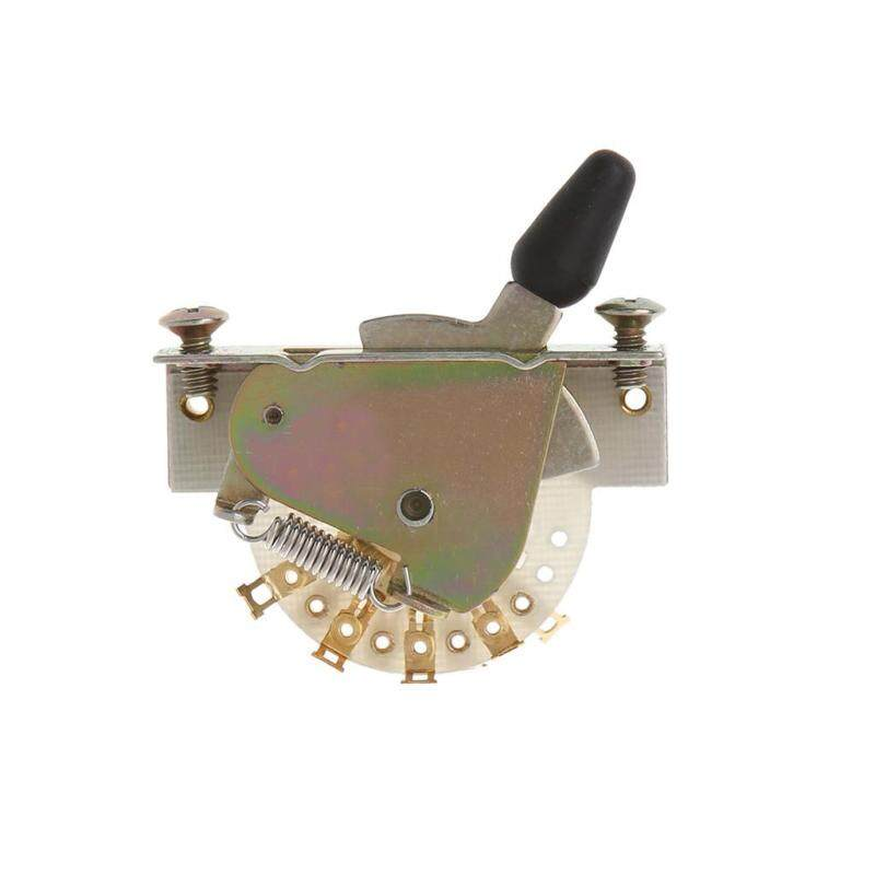 Best Selling 5 Way Lever Switch Selector for ST FD Electric Guitar Parts Replacement Malaysia