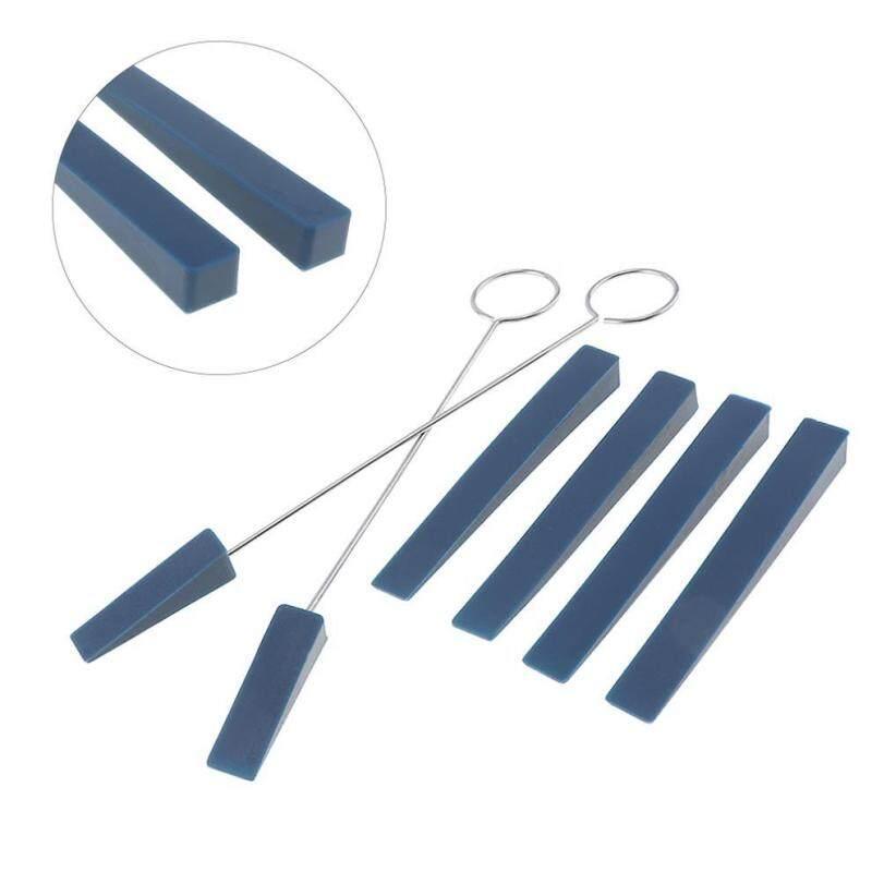 6pcs Professional Piano Tuning Rubber Mutes Kit Bass Stop Tool Tuning Tool Malaysia