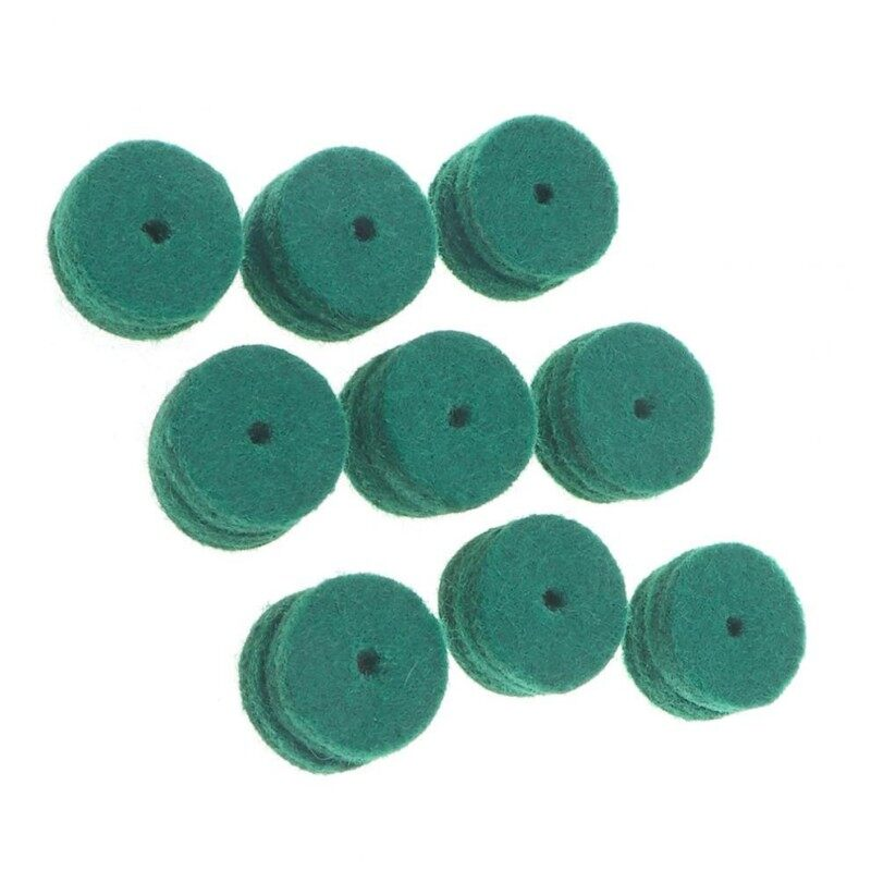 90pcs/set Tuning Tools Piano Keyboard Washers Worsted Washers Piano Accessories for Leveling Keys Malaysia