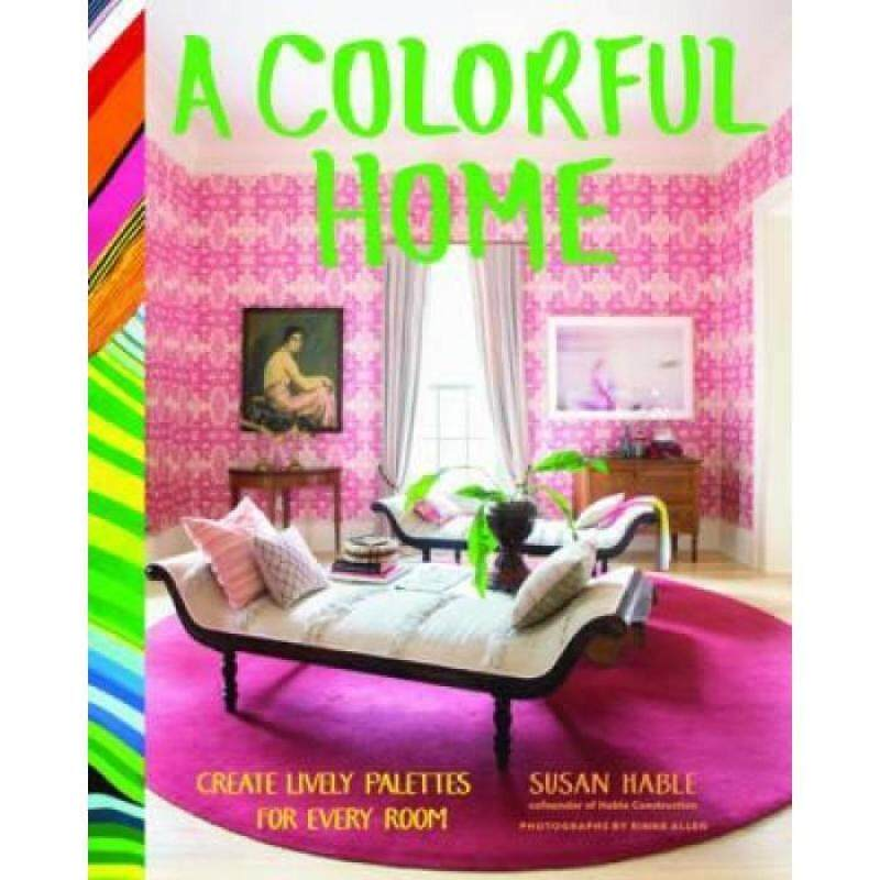 A Colorful Home (HB) 9781452137407 Malaysia