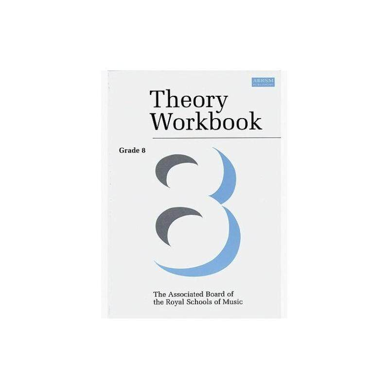 ABRSM THEORY WORKBOOK 8 Malaysia