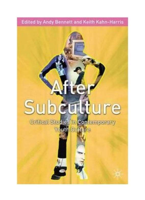After Subculture: Crtitical Studies in Contemporary Youth Culture - intl