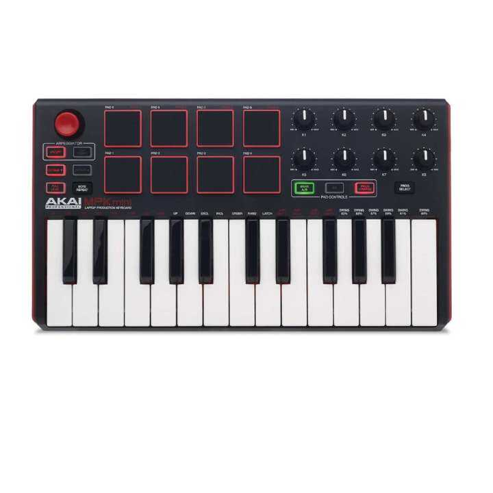 akai professional mpk mini mk2 compact keyboard controller lazada. Black Bedroom Furniture Sets. Home Design Ideas