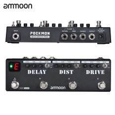 Netzteil Ladegerät für AMMOON GUITAR EFFECTS Processor Pedal