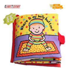 Baby Cloth Book Genuine Cotton Torn Bad Tail Cloth Book Infant Intelligence Development Three-Dimensional Early Education Enlightenment Book By Evertoner.