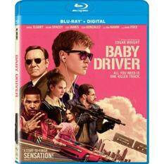 Baby Driver [blu-Ray] By Buyhole.