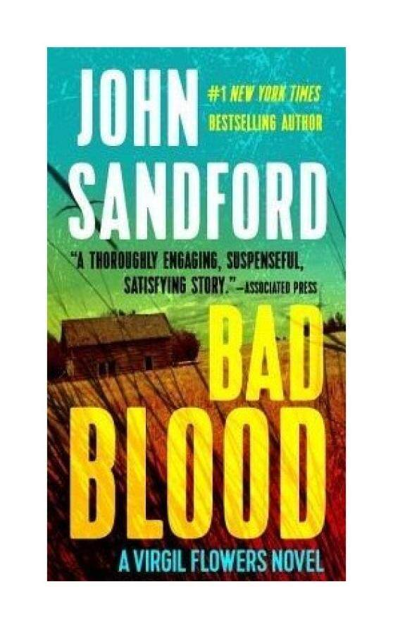 Bad Blood (Virgil Flowers Novels) - intl