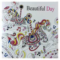 Beautiful Day 2016 New Secret Garden An Inky Treasure Hunt And Coloring Book For Children Adult