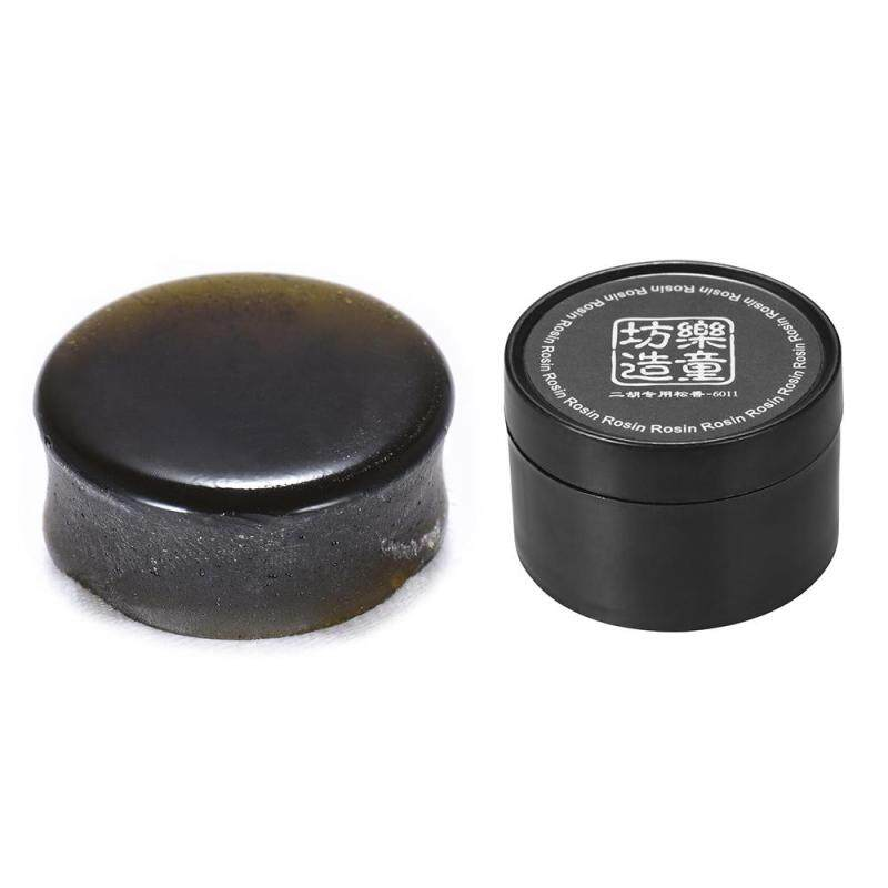 Black Rosin Colophony Low Dust Handmade with Plastic Box Universal for Bowed String Musical Instruments Violin Viola Cello Erhu Malaysia