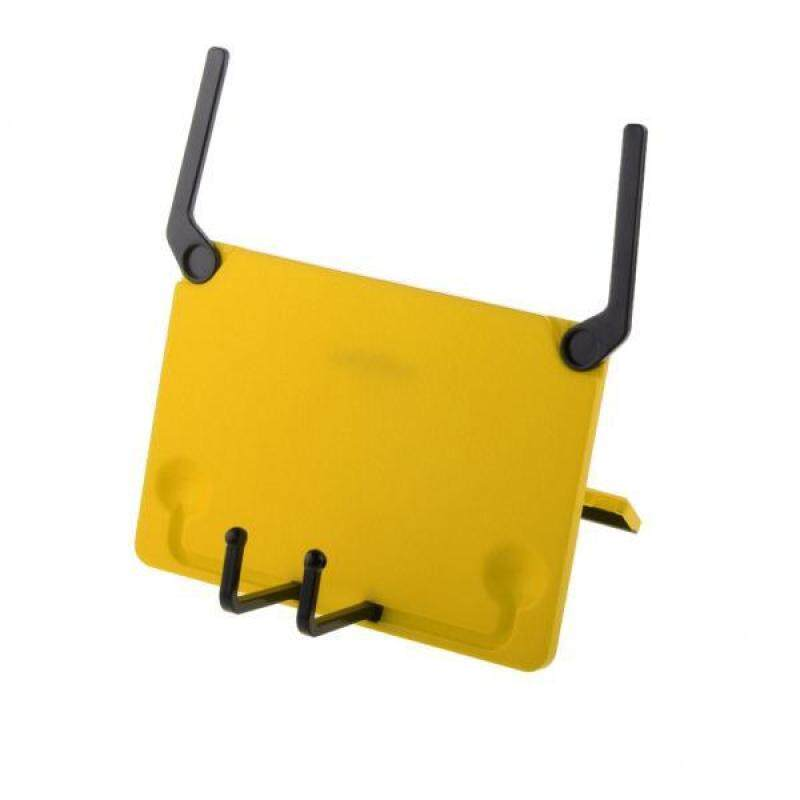 BolehDeals Adjustable Bookstand Reading Holder for Books Music Documents iPads-Yellow Malaysia