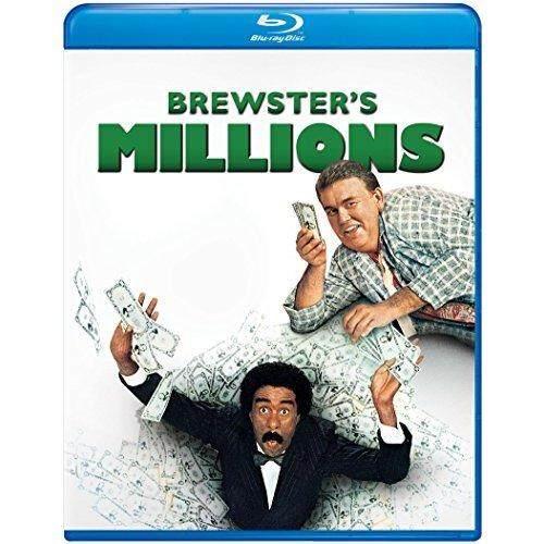 Brewster Jutaan [Blu-ray] [Wilayah Sebuah/1]-Internasional