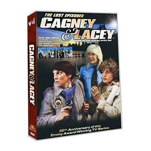 Cagney & Lacey: Kalah Episode 6 DVD Set [Wilayah 1]-Internasional