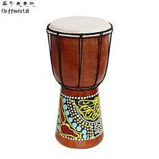 CHEER Orff world Djembe Drummer Percussion 6